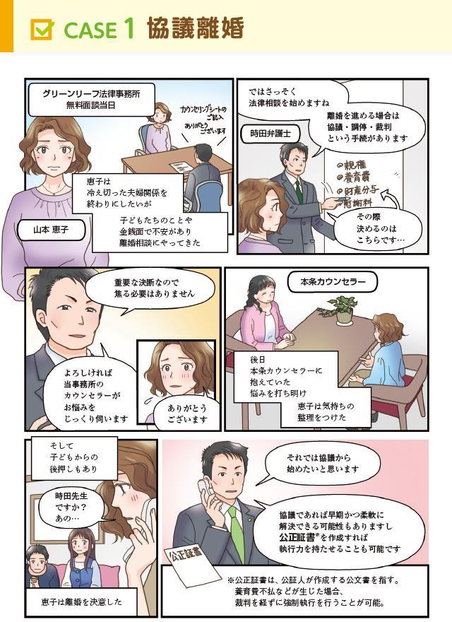 マンガでわかる離婚相談(2)