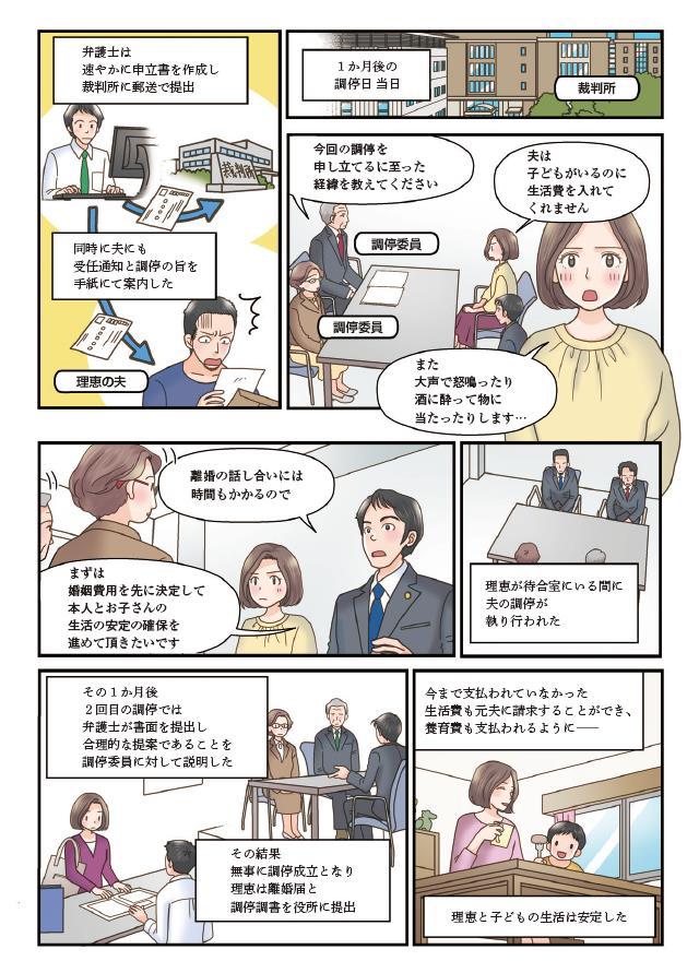 マンガでわかる離婚相談(5)