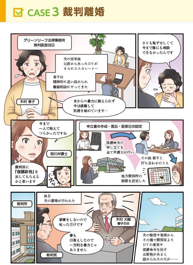 マンガでわかる離婚相談(6)